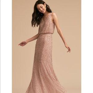 Blaise dress size 4 Anthropologie BHLDN